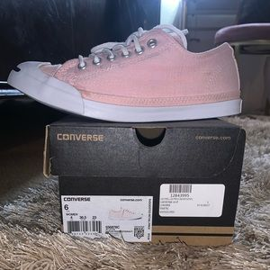 Jack Purcell PINK CONVERSE ❤️💕
